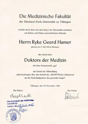 19631220 unituebingen doktortitel hamer