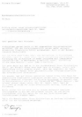 19930218 richarde an bmfg d