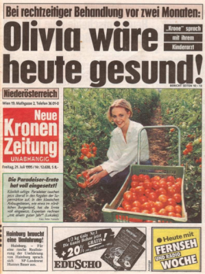 19950721 kronen oliviawaereheutegesund 1