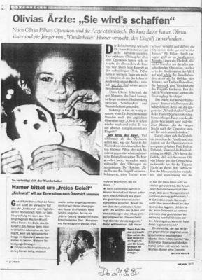 19950921 news oliviasaerzte a