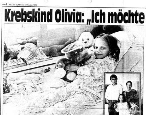 19951001 bildamsonntag krebskind olivia 2