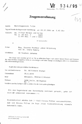 19951219 stangl zeugenvernehmung 1