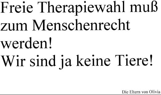 19960327 transparent freie therapiewahl