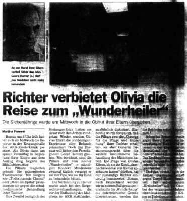 19960328 kurier richter verbietet olivia die reise zum wunderheiler