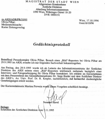 19961017 havel gedaechtnisprotokoll
