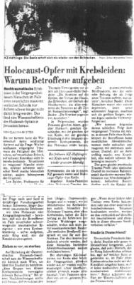19961030 presse holocaustopfermitkrebsleiden