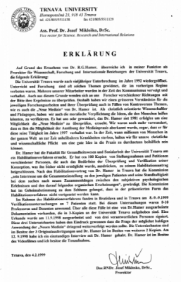 19990204 miklosko erklaerung