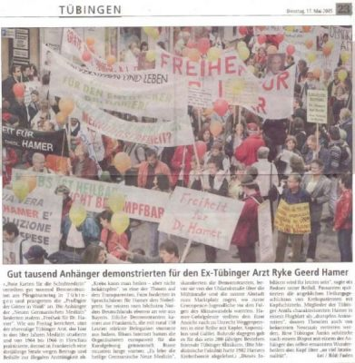 20050517 schwaebischetagblatt demotuebingen