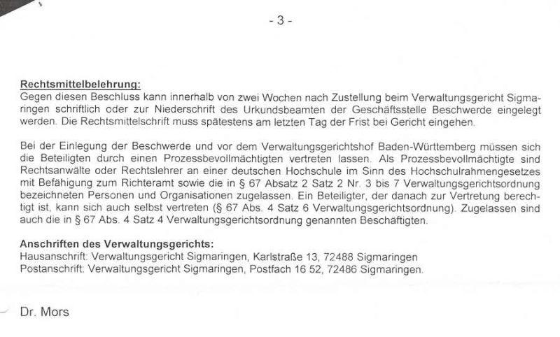 Vg Sigmaringen