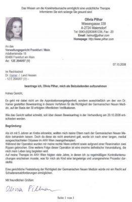 20081007 oliviapilhar an vgfrankfurt streitbeitritt