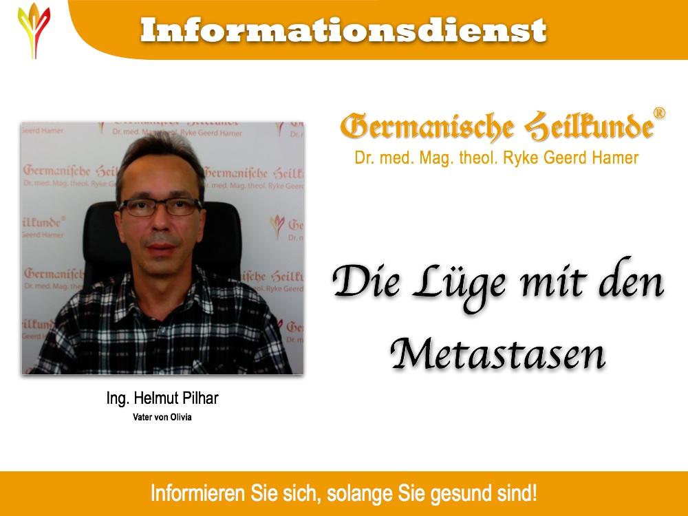 20151103 helmut pilhar luegen metastasen