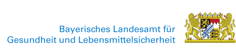Bayerisches Landesamt fuer gesundheit und lebensmittelsicherheit logo