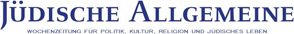 juedische allgemeine logo