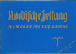 nordische zeitung logo