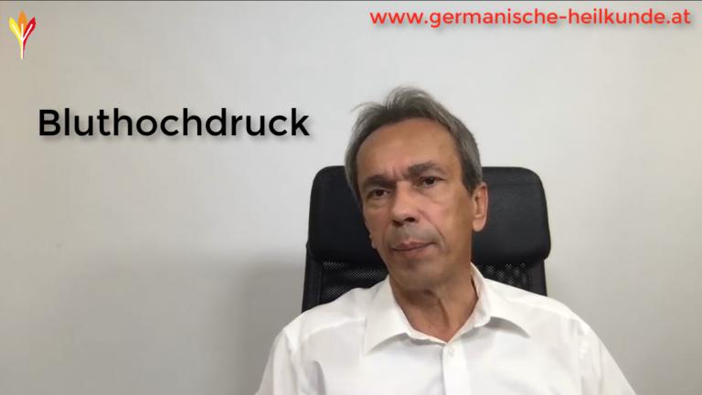 Bluthochdruck aus Sicht der Germanischen Heilkunde