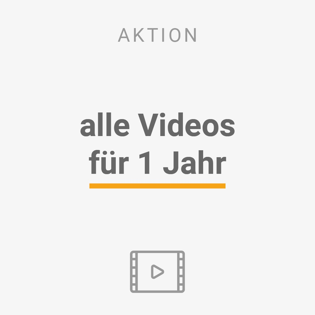 produkt alle videos 1 jahr