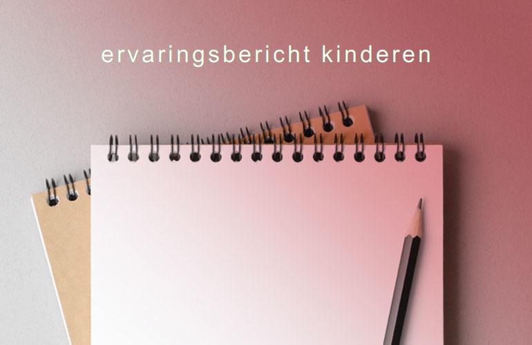 ervaringsbericht kinderen