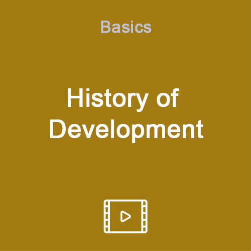 history of development vod